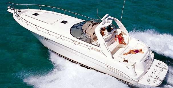 46 foot Sea Ray Motor Yacht
